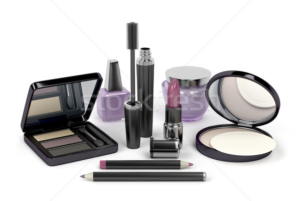 Makeup Stock Photos Images And