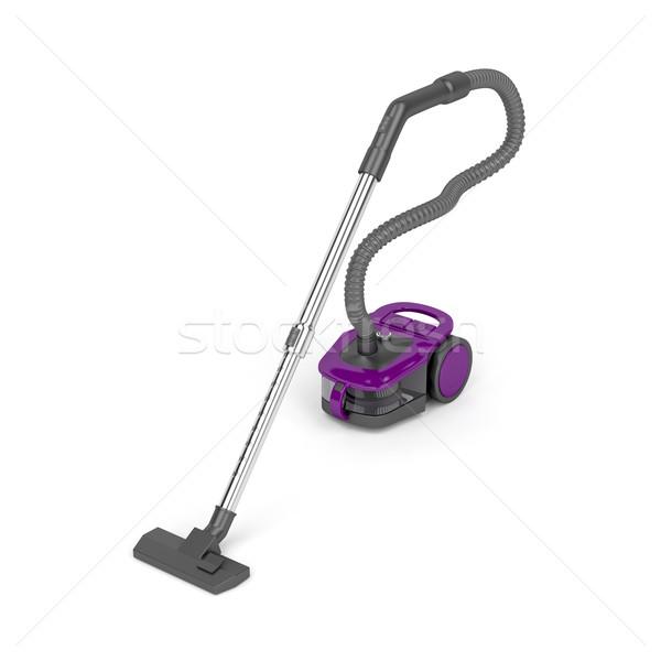 Vacuum cleaner Stock photo © magraphics