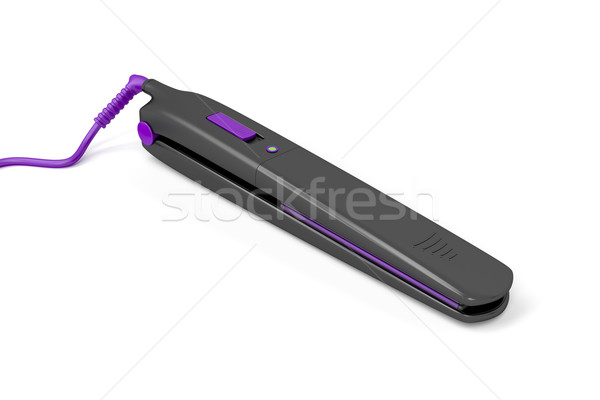 Hair straightener Stock photo © magraphics