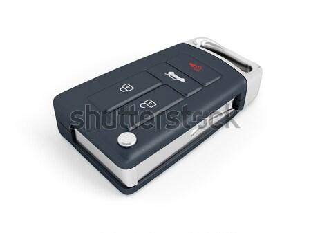 Stock photo: Car key