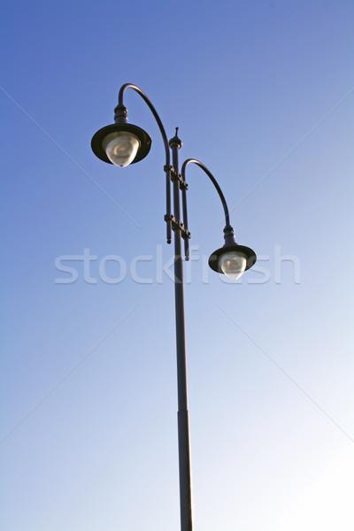 Street lamp Stock photo © magraphics