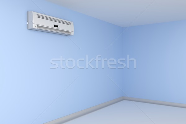 Room - cooling concept Stock photo © magraphics