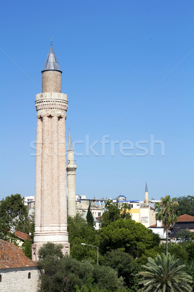 Yivli minaret Stock photo © magraphics