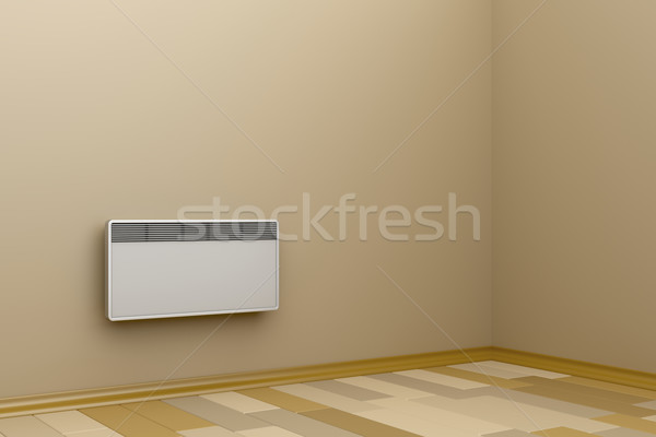 Room - heating concept Stock photo © magraphics