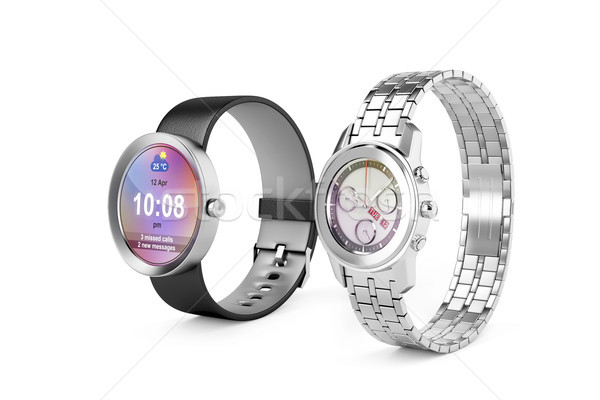 Wrist watches Stock photo © magraphics