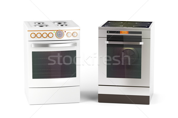 Electric cookers Stock photo © magraphics