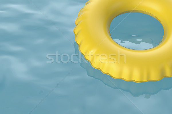 Swim ring Stock photo © magraphics