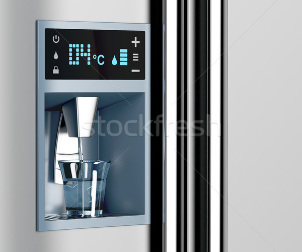 Water dispenser  Stock photo © magraphics