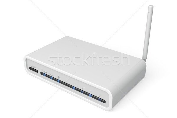 Wireless router Stock photo © magraphics