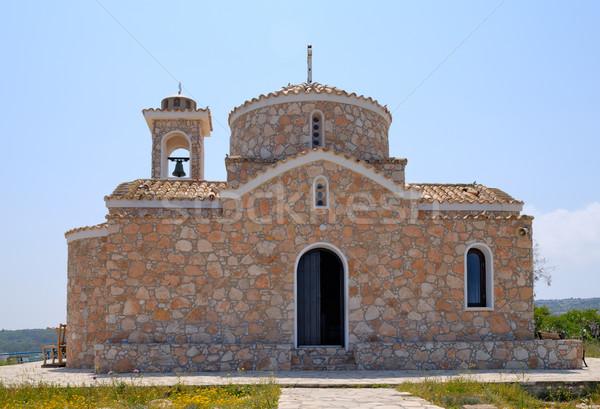 Edad ortodoxo iglesia verano arquitectura Europa Foto stock © mahout