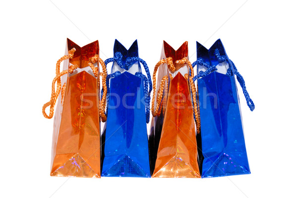 цвета набор бумаги рождения торговых Сток-фото © mahout