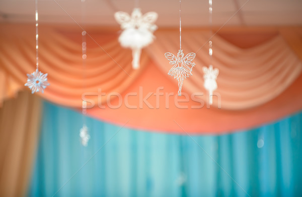 Holiday background Stock photo © mahout