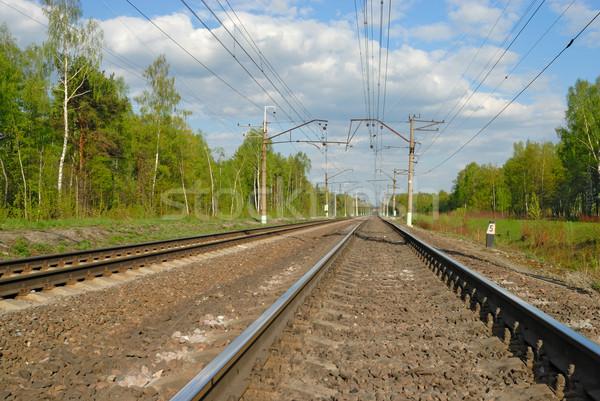 Railway Stock photo © mahout