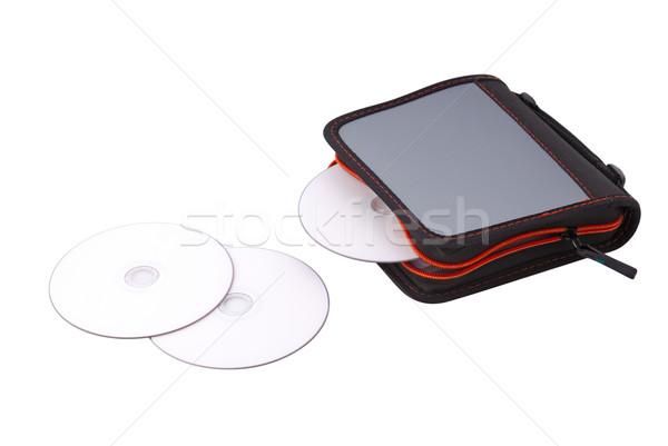CD or DVD bag Stock photo © mahout