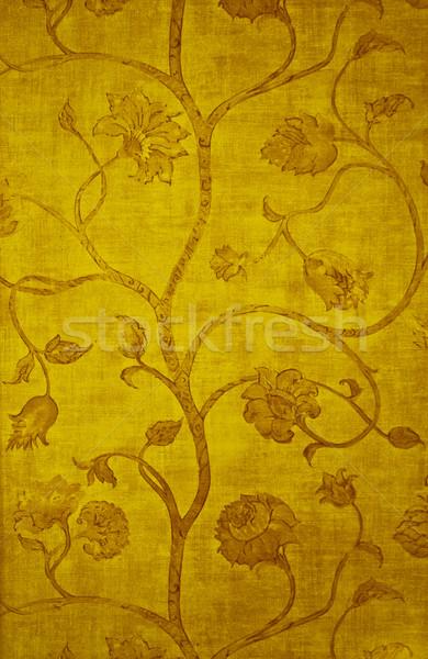 Floral vintage grunge pared resumen wallpaper Foto stock © mahout