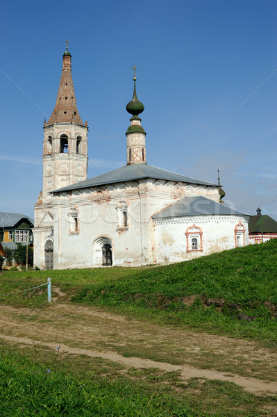 Old russian orthodox church Stock photo © mahout