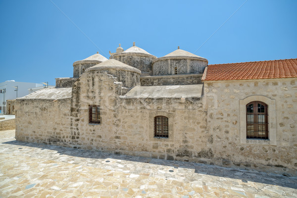 Church of Agia Paraskevi in Paphos. Cyprus Stock photo © mahout