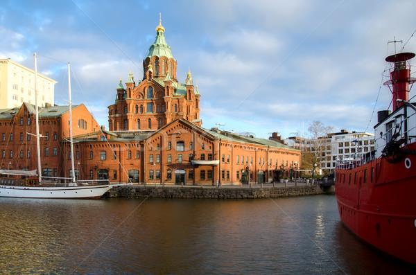 Helsinki. Stock photo © maisicon