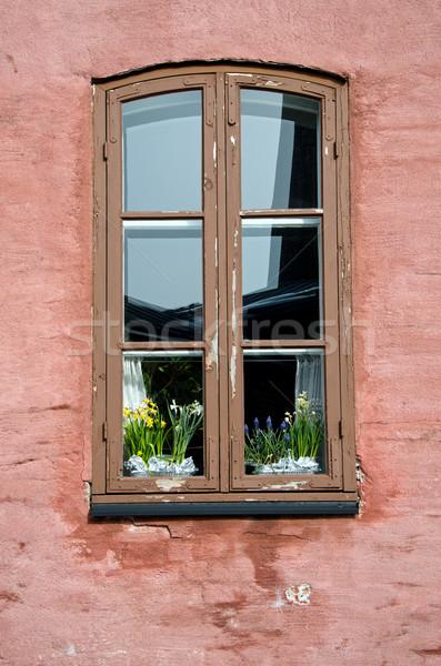 old  window  Stock photo © maisicon