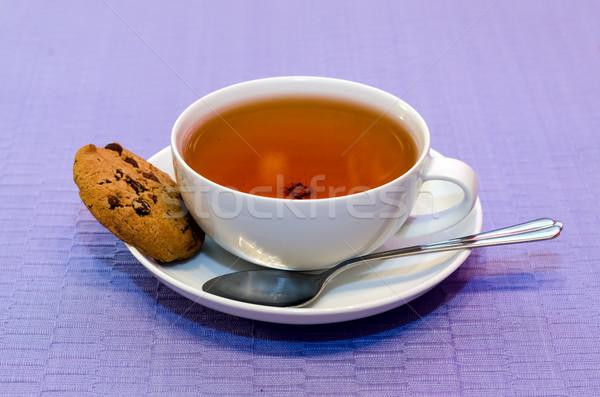 Cup of tea. Stock photo © maisicon