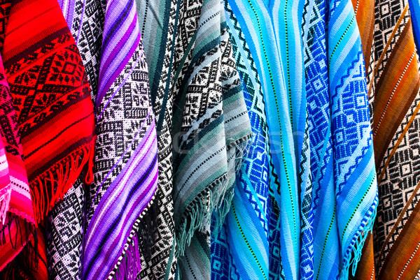 poncho Stock photo © maisicon