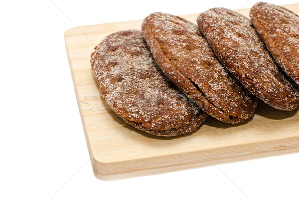 Rye bread. Stock photo © maisicon