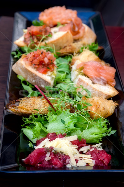 Sandwich Stock photo © maisicon