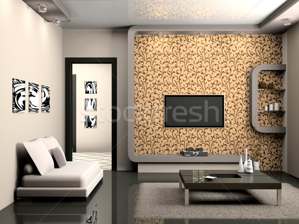 living room Stock photo © maknt
