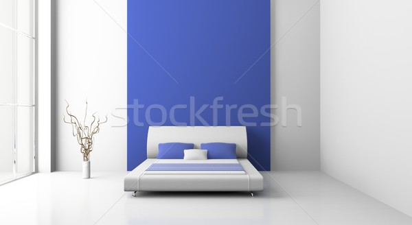 Bedroom Stock photo © maknt