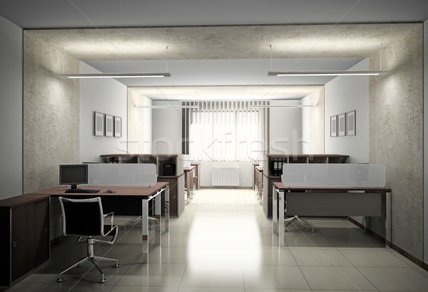 Office interior Stock photo © maknt