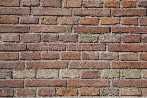 Muur textuur foto bouw abstract ontwerp Stockfoto © maknt