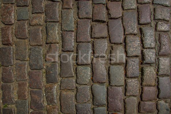 Steen textuur foto natuur rock kleuren Stockfoto © maknt