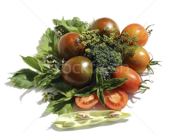 Fresh vegetables Stock photo © Makse