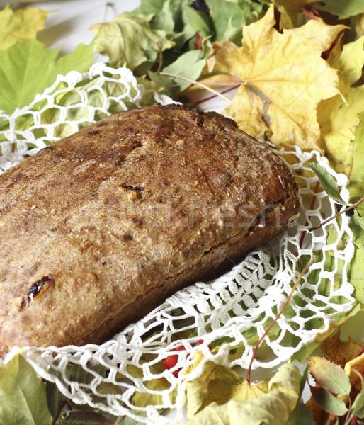 Loaf of rye bread  Stock photo © Makse