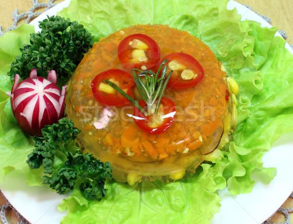 Vegetable snack Stock photo © Makse