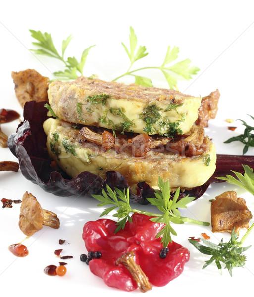 Meatloaf Stock photo © Makse