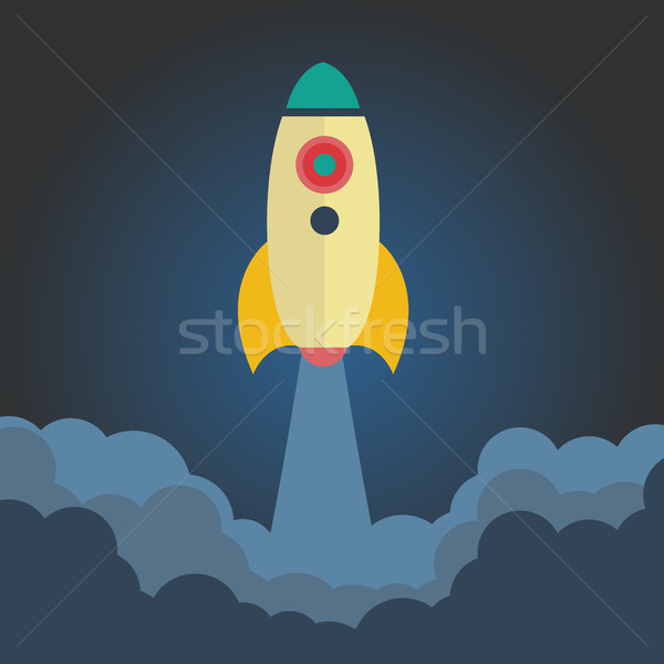 новых бизнеса проект запуска развития запуск Сток-фото © makyzz