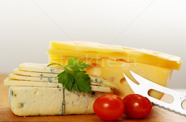 cheese Stock photo © mallivan