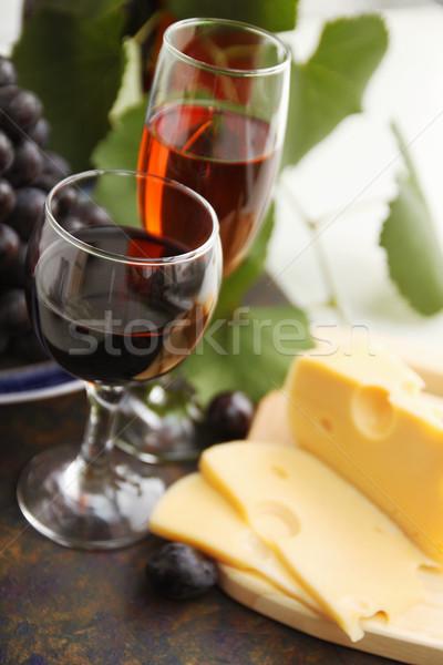 terrific wine Stock photo © mallivan
