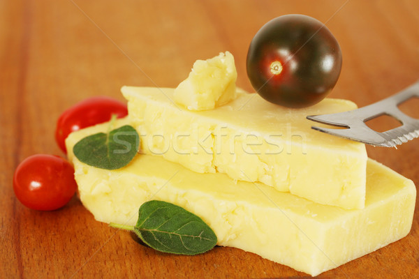 soft cheese Stock photo © mallivan