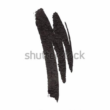 Grunge Brush Stroke set Stock photo © Mamziolzi