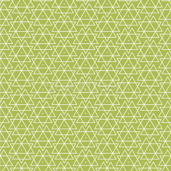 Vector seamless pattern. Modern stylish texture. Stock photo © Mamziolzi