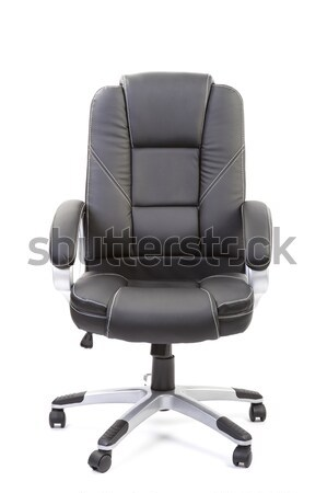 Book on office chair Stock photo © manaemedia