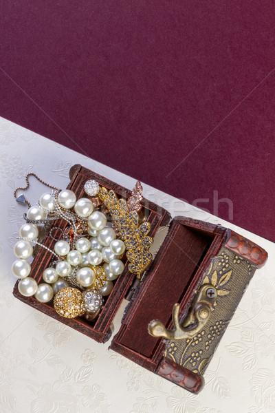 Jewelry Concept Stock photo © manaemedia