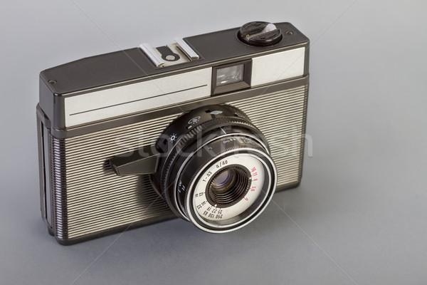 Vintage photo camera  Stock photo © manaemedia
