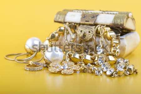 Cash for Gold Jewlery Concept  Stock photo © manaemedia