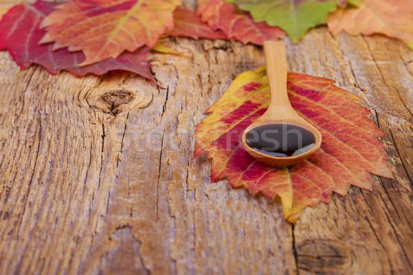 medicine for immunity concept Stock photo © manaemedia