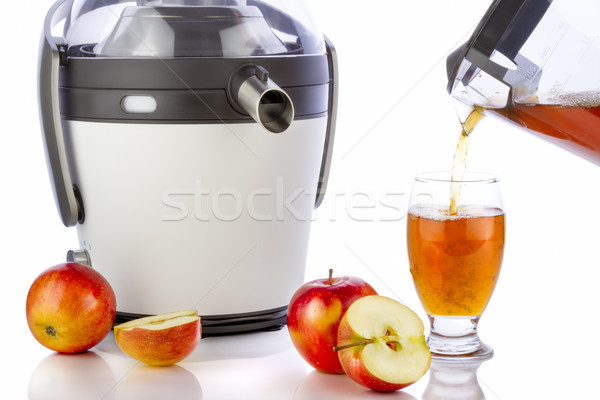 Electric juicer Stock photo © manaemedia