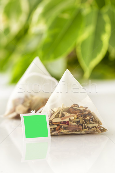 tea bag Stock photo © manaemedia
