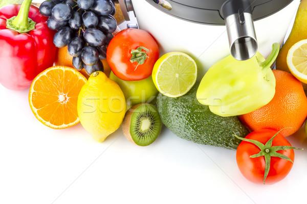 Juicing machine Stock photo © manaemedia